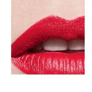 Chanel lipstick rouge 102 palpitante brand new!!